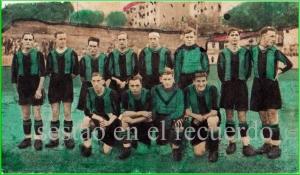 Sestao-Athletic. Las Llanas 1930-1931.
