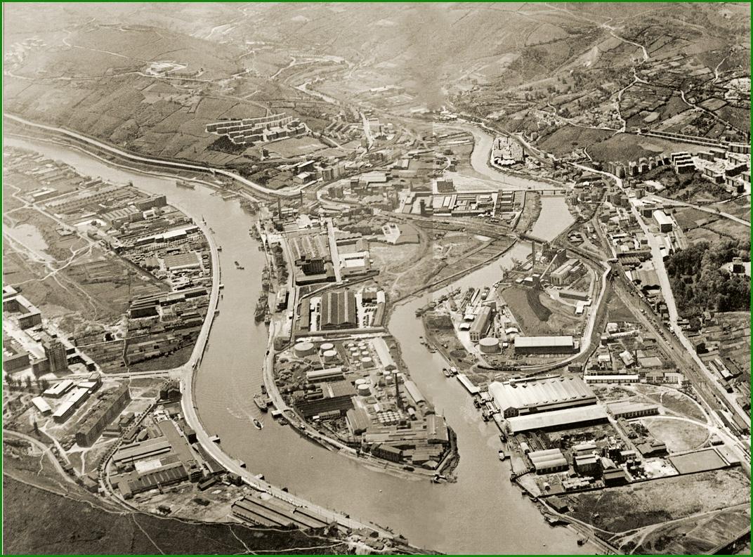 Calendario 2012 puerto de bilbao sestao en el recuerdo - Bilbao fotos antiguas ...