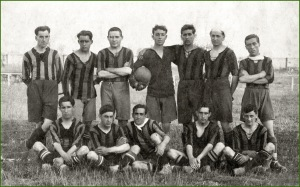 Sestao. 1921. Cedida por Alberto Arana Tamayo.