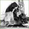 Accidente de una grúa en la Naval (Sestao, Bizkaia). 9 de diciembre de 1971 (5)