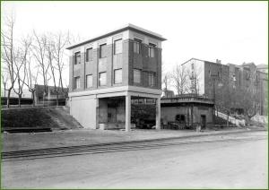 Calle Rivas. Años 50.