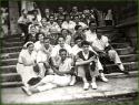 Excursión de los trabajadores de la cooperativa de A.H.V. Dos de agosto de 1953. Miren López Loizaga (2)