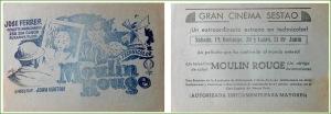 Gran Cinema Sestao. Años 60.