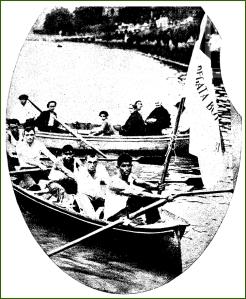 Kaiku gana regata Ayto. de Bilbao. 8-1931.
