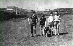 las camporras ..esta foto sera del año 1966..67..