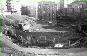 Camino Txikito. 1977.
