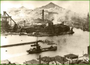 Panorámica de La Punta. Años 20.