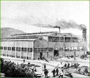 Astilleros del Nervión. 1891.
