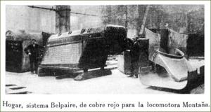Babcock & Wilcox. Marzo de 1928. (4)