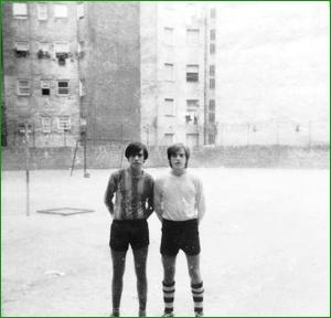 Fútbol en Primo de Rivera. Años 60. Palmi Fernandez Cabezas (1)