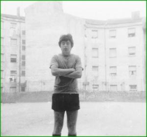 Fútbol en Primo de Rivera. Años 60. Palmi Fernandez Cabezas (2)