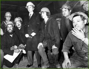 AHV. Visita de Felipe de Borbón. 4-2-1981.