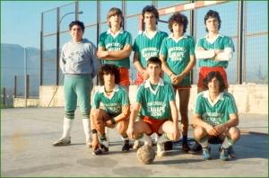 Cuadrilla de Albiz. 1985.