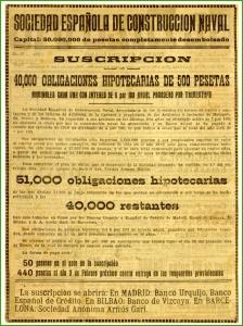 obligaciones 1920