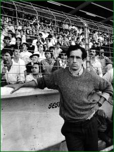 Javier Irureta. Las Llanas. Junio de 1987.