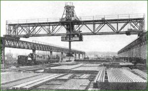 AHV. Parque de expediciones. Junio de 1930.