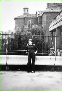 En la Salle. 1969. Lucia Ortega.