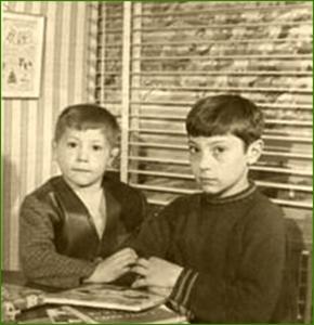 Foto escolar. General Mola. Años 60.