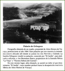 Palacio Orbegozo.1864.