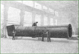 Babcock & Wilcox. Montaje en taller de calderas. 1930 (2)