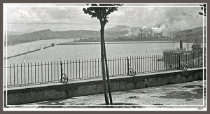 Desde Portugalete. 1909.