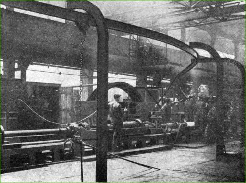 Babcock & Wilcox. Tubos. Laminador grande. 1930.