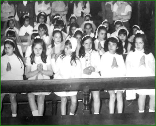 Comunión. Patronato. 1973. Yvonne Garcia Velez (2)