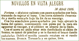 Fortuna. 1916.
