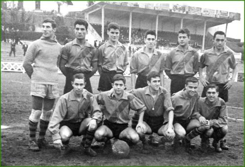 Siempre Adelante. Las Llanas 195657. Susana Garcia.