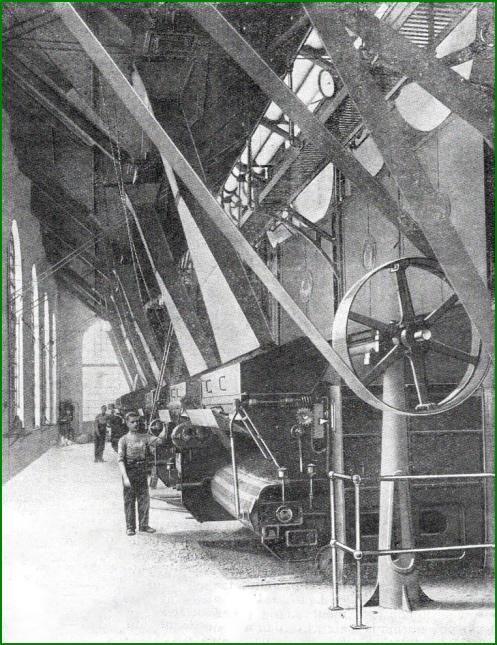 Babcock & Wilcox. Instalación de calderas de alta presión para Industrias Agrícolas. 1930.