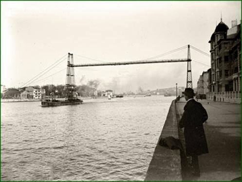 Desde Portugalete. Marzo de 1920