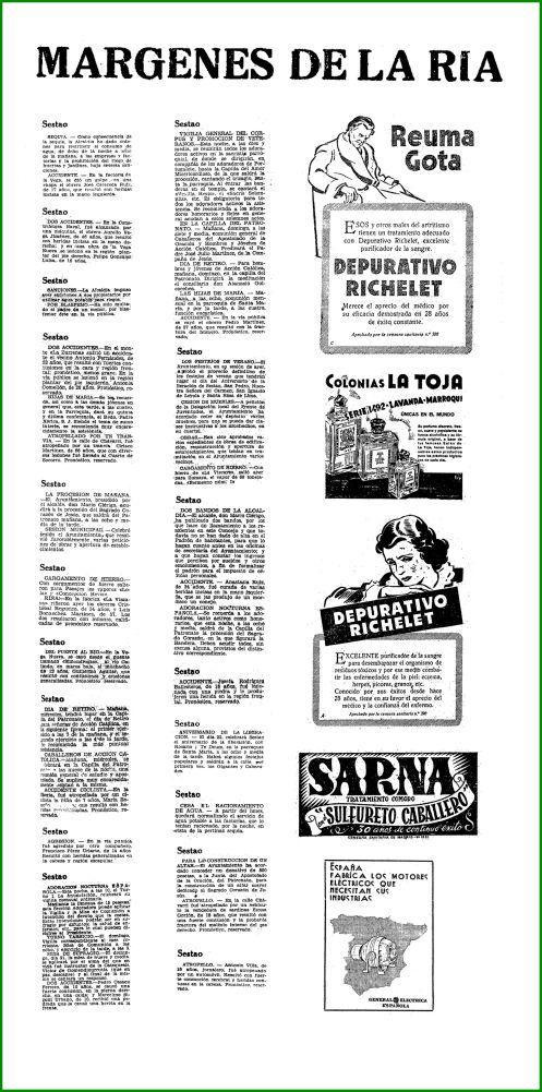 Noticias de junio de 1942