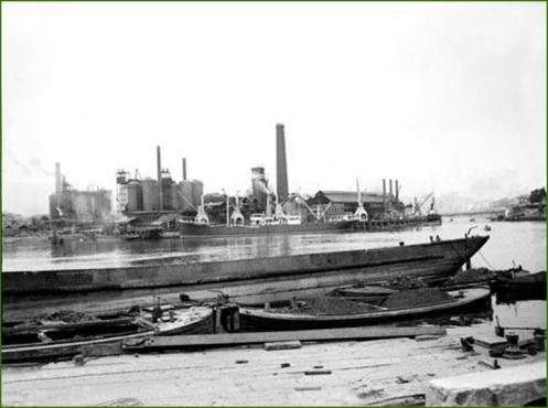 Panorámica de La Punta. 1910.
