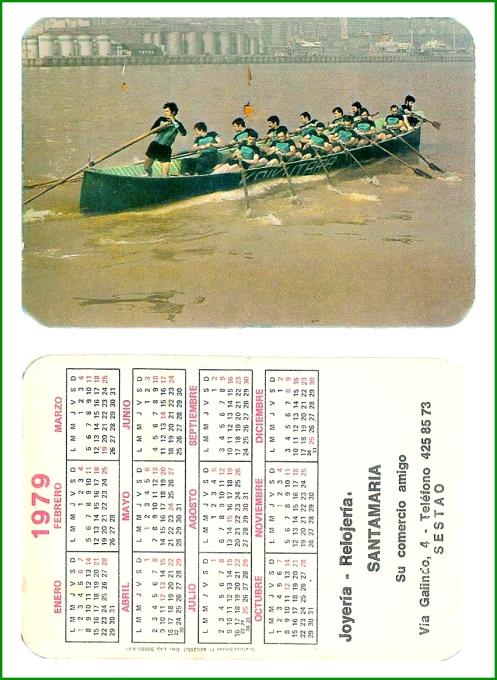 1979 calendario