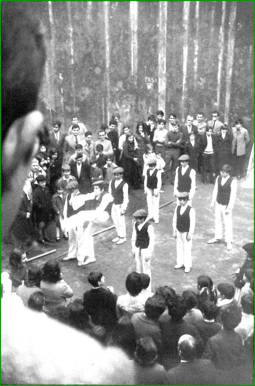 El Salleko en el Patronato. Años 70. Itxaso López Murua. (2)