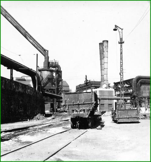 AHV. Fábrica El Carmen. Años 30.