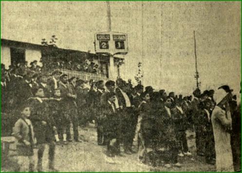 Las Llanas. Sestao,-2-Athletic,-1. 1924.