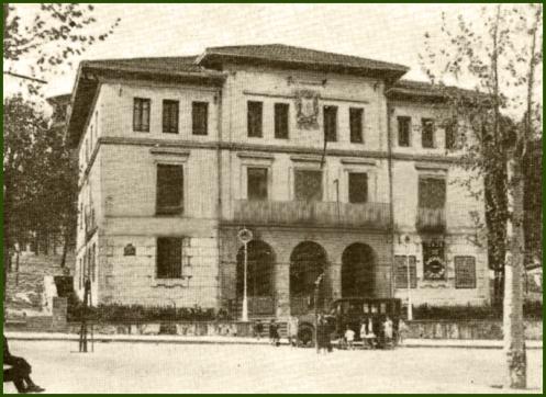 Ayuntamiento. 1929.