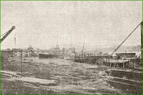 Astilleros del Nervión. Noviembre de 1902.