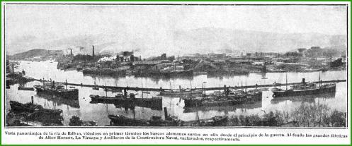Panorámica. Agosto de 1918.