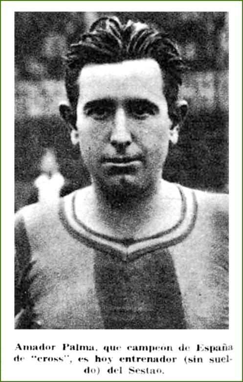 Amador Palma. 1936. #100UrteZurekin