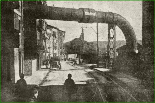 Calle Rivas. 1929.
