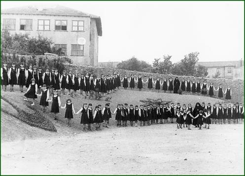 Colegio del Amor Misericordioso. Años 60.  (1)