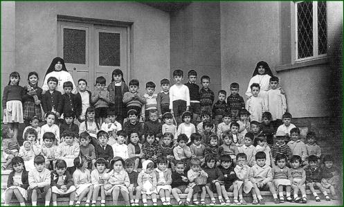 Colegio del Amor Misericordioso. Años 60.  (2)