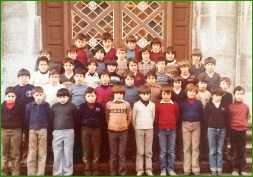Colegio La Salle. Nacidos 69-70