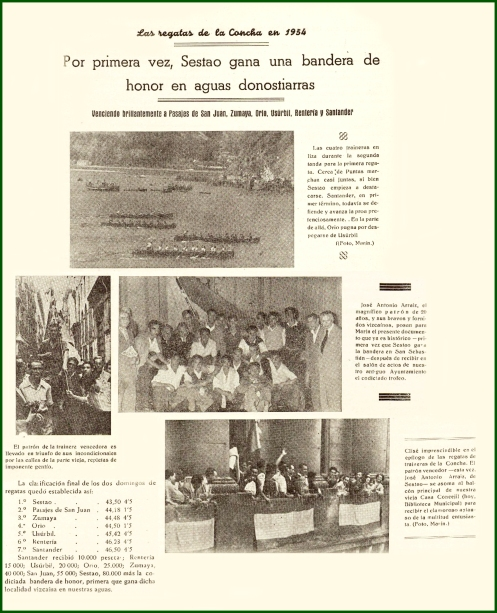 Kaiku. 1954.