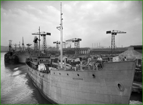 La Naval. Años 40.