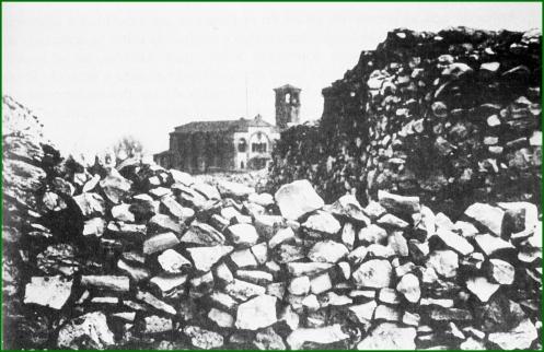 Santa María. Años 30.