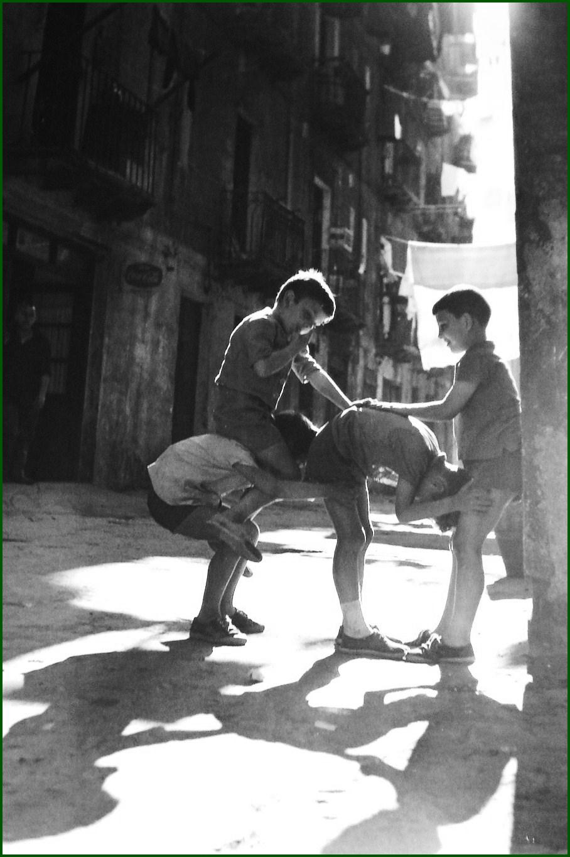 Sestao1639 Ninos Jugando En Una Calle De Sestao Sestao En El Recuerdo
