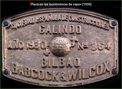babcock-wilcox-placas-en-las-locomotoras-de-vapor-1930-1